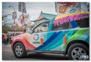 VanCity Chinese New Year Parade 2015